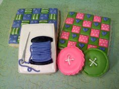 Quilting Cookies