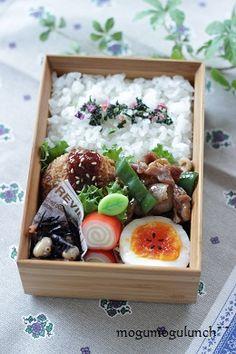 今日のおべんと。〜焼肉&コロッケ弁当〜 : おべんとの時間。