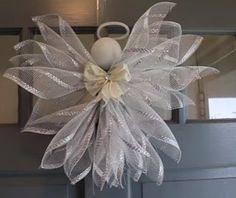 Cómo decorar un hermoso árbol de navidad con mallas ~ lodijoella