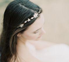 Wedding Hair Flower Crown - Accessories