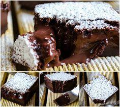 Γλυκές Τρέλες: Απίστευτα θεικό σοκολατένιο κέικ!