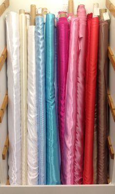 Doublures en polyester.