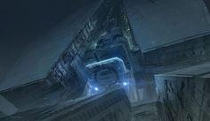 Alien 5 Neill Blomkamp Film Project Concept Art by Geoffroy Thoorens | Concept Art World