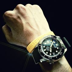Seiko Marinemaster 300 M. #MM300 #Marinemaster #Seiko #RPY #wristshot #wrist #shot #vintage #300M.