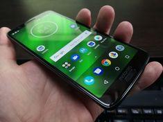 Motorola Moto G6 Plus: Display foarte luminos, dar nu foarte constant