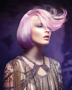 Goldwell Color Zoom Finalists Revealed Lindy Blackwell