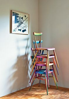 Quirky Home of Two Artists - wave avenue