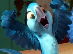 rio 2 bia tiago carla  | bia background information feature films rio 2 shorts video games ...