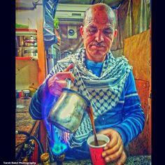 قهوة شوارع باب العام ود في القدس