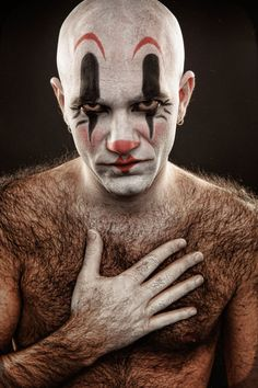 macabre-scary-clown-portraits-photography-clownville-eolo-perfido-99-7