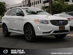 New 2017 Volvo XC60 For Sale in Santa Ana CA | Volvo Cars Orange County Serves Irvine & Anaheim | VIN: YV440MRR1H2161352