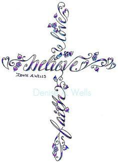 Christian Fish Tattoos For Women | Christian Cross Tattoos For Women