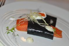 slow cooked ocean trout
