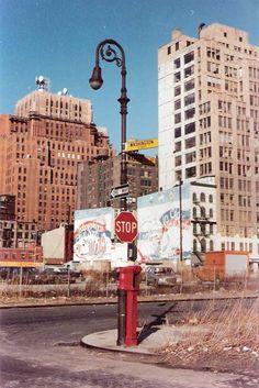 Danny Lyon - NYC