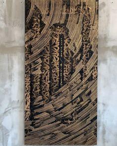 Arabic Calligraphy Art, Arabic Art, Calligraphy Letters, Fantastic Art, Awesome, 1080p Wallpaper, Letter Art, Cartography, Islamic Art