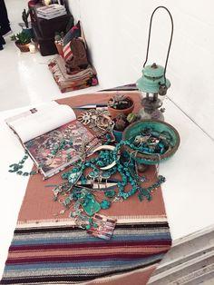 GypsyLovinLight: Turquoise