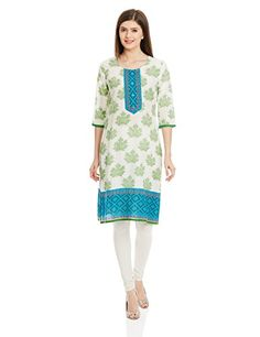 Rangeelo rajasthan Women's Straight Kurta Check more at http://www.indian-shopping.in/product/rangeelo-rajasthan-womens-straight-kurta/