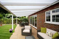 Legend Edition  Veranda antraciet - Van den Broek Bestratingen - terrasoverkapping / aluminium veranda