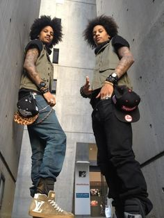 Les Twins - best dancers in the WORLD