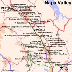 See Below For Great Ideas And Tips To Help You With Wine * You can get additional details at the image link. Napa Valley Map, Napa Valley Wineries, Wiccan Spells Love, California Tourist Attractions, Sleep Spell, Magic Spell Book, Real Vampires, Wine Guide, Old Faithful