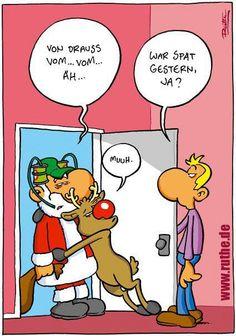 Ich vermute Weihnachtsfeier... ;-)