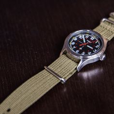 3c25e5cb94d Todd Snyder s New Timex Watch Is His One Best Yet