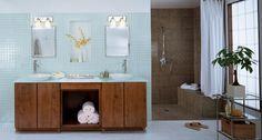 Rohe | Fireside, Cherry Home Depot Bathroom Vanity, Country Bathroom Vanities, Bathroom Vanity Drawers, Bathroom With Makeup Vanity, Bathroom Vanity Makeover, Bath Vanities, Bathroom Cabinets, Vanity Mirrors, Bathroom Mirrors