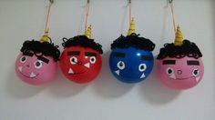 もうすぐ節分 (3歳クラス工作) | アドレ・キッズ Craft Activities For Kids, Preschool Activities, Crafts For Kids, Diy And Crafts, Arts And Crafts, Paper Crafts, Japanese Kids, Art N Craft, Crafty Kids