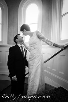 Must have wedding photo.  The connection between the bride and the groom. Madison Wedding Photographers