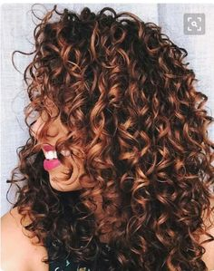 Are you looking for auburn hair color hairstyles? See our collection full of auburn hair color hairstyles and get inspired! Curly Hair Styles, Curly Hair Tips, Wavy Hair, Her Hair, Natural Hair Styles, Curly Perm, Curly Hair Products, Updo Curly, Short Curly Hair