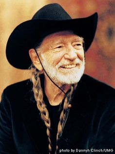 Willie Nelson- honest, simple, authentic and consistent.