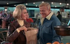 "***Another Delightful Treat For The Thousands Who Enjoyed ""Yours, Mine and Ours""!*** WITH SIX YOU GET EGGROLL starrring Doris Day ■ Brian Keith (1968) --- http://montanamade.weebly.com/tell-tale-book-reviews/monday-movie-with-six-you-get-eggroll (3-10-14)"