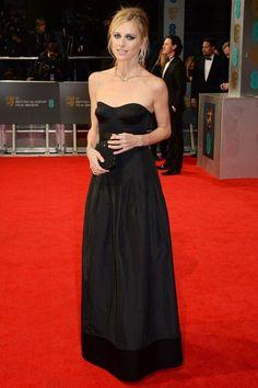 BAFTA Awards 2014 - Celebrity Fashion Trends