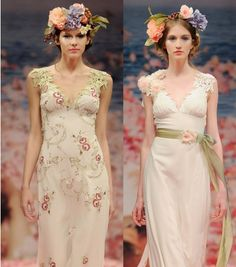 Beautiful elegant wedding dress, beautiful faery as good, do you like what kind of?