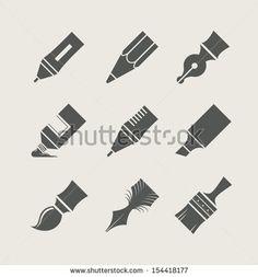 Image result for drawing pen tip logo