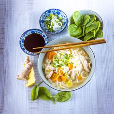 Asian Recipes, Healthy Recipes, Ethnic Recipes, Vegetable Ramen, Soup Recipes, Cooking Recipes, Salty Foods, Chicken And Vegetables, Mediterranean Recipes
