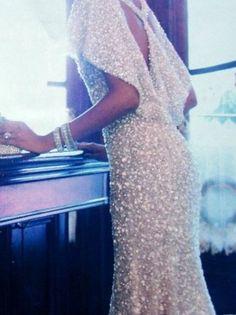 backless sparkle.