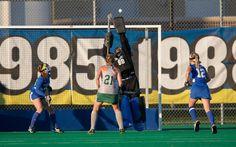 Delaware Blue Hen Sarah Scher is the D1 Athlete of the Week