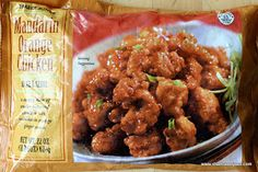 You probably already know this is TJ's #1 selling item and there's a reason. It's AWESOME. It's a snap to prepare and tastes just as good as your favorite Chinese restaurant. I buy at least 3 bags every time I stop by TJ's.    Club Trader Joe's: Trader Joe's (Ming's) Mandarin Orange Chicken