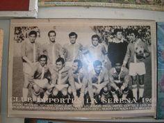 Deportes La Serena: Plantel 1968