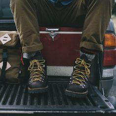 Colorado's Topo Designs introduces the Mountain Pant