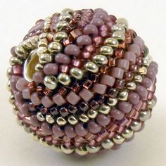 next project: beaded beads!