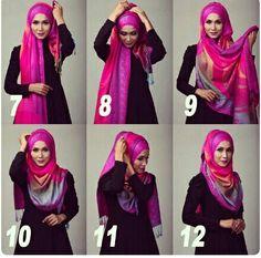 Tuto hijab 3
