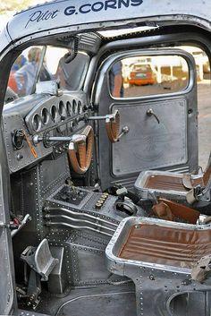 68 Trendy Ideas For Old Vintage Cars Chevrolet Pickup Trucks - World of Motor Rat Rod Trucks, Pickup Trucks, Cool Trucks, Cool Cars, Chevy Trucks, Chevy Pickups, Rat Rod Pickup, Old Vintage Cars, Vintage Trucks
