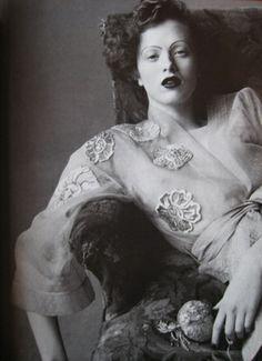 Karen Elson by Steven Meisel, Italian Vogue