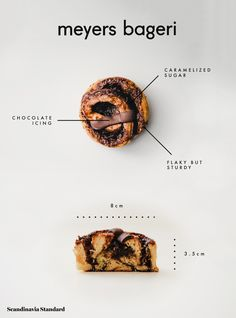 MEYERS BAGERI - A gooey, chocolatey option that you won't want to miss, the Meyers Bageri cinnamon snail is a slightly more dessert-like take on the classic. All the important parts – the light crunch of the buttery pastry, the cinnamon – are there too.