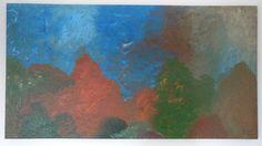 Forest Acrylic on canvas 130cm x 70cm