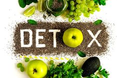 Word detox is made from chia seeds. Green smoothies and ingredients. Concept of diet, cleansing the body, healthy eating Photos Word detox is made from chia seeds. Green smoothies and ingredients. Concept of diet, cleansing the by colnihko Best Detox Diet, Cleanse Diet, Healthy Detox, Healthy Foods To Eat, Detox Foods, Body Cleanse, Healthy Eating, Healthy Liver, Menu Detox