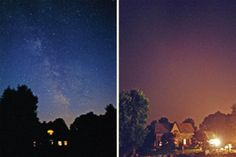 Light Pollution | Society | Learnist