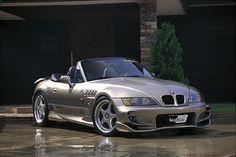 VeilSide - 1996-2002 BMW Z3 E36/4 EC-I Model Complete Kit in BMW Z3 E36/4